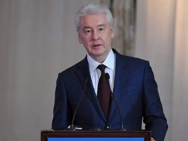 Собянин открыл первый Московский международный онкологический форум