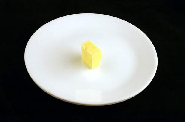 Масло (28 грамм = 200 калорий):