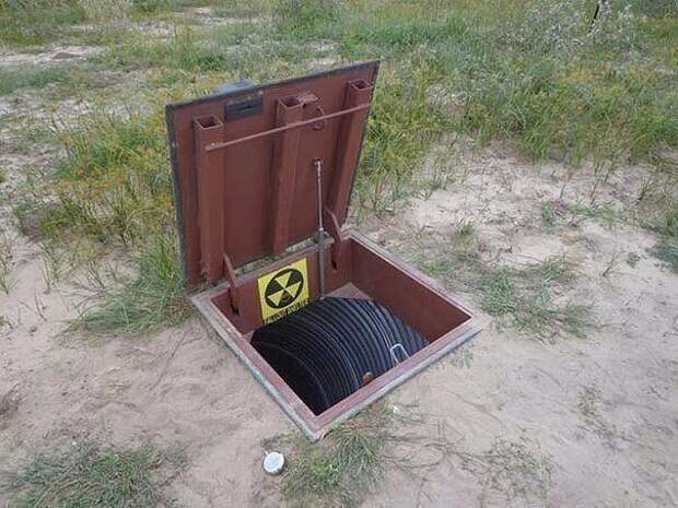 Доступный бункер или подземное жильё в трубе.