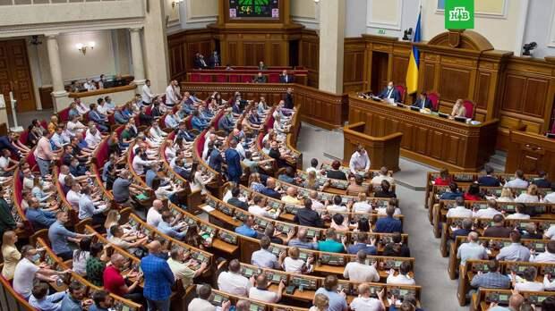 В Раде предложили лишать гражданства Украины за российский паспорт