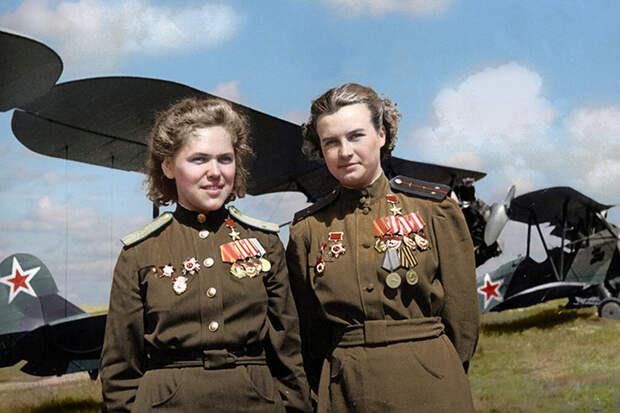 Как воевали «Ночные ведьмы» или «Дунькин полк», единственный женский полк Второй мировой