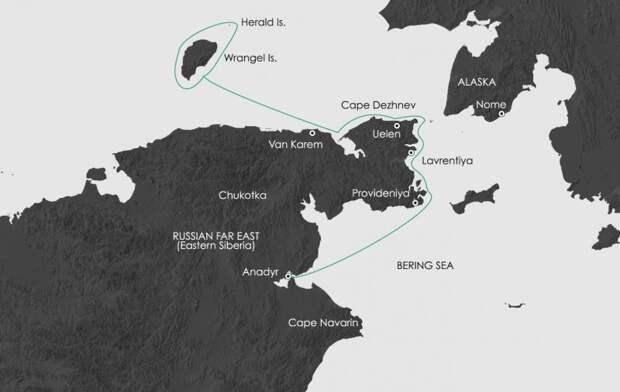 Как США, Англия и Канада делили российский остров Врангеля