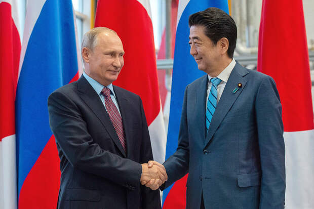 Испытание для Абэ: японская пресса гадает, сможет ли премьер договориться с Путиным