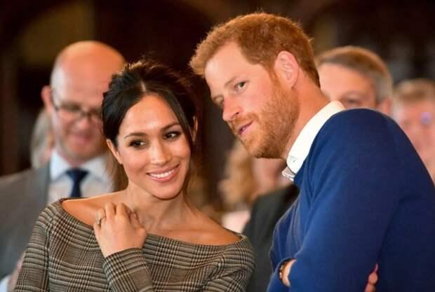 Принц Гарри рассказал, в чем ошиблась Меган, представляя себе жизнь в королев...