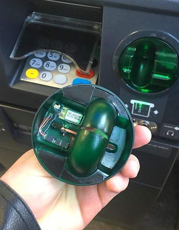 Ловушки мошенников на банкоматах, которые могут привести к потере денег