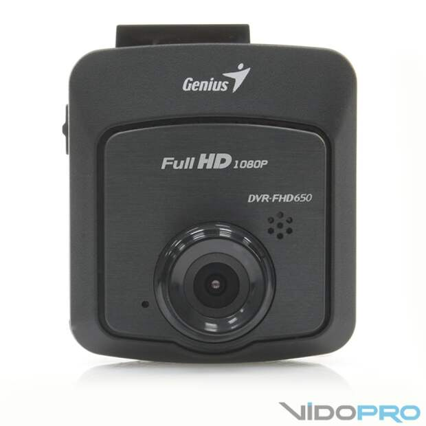 Обзор видеорегистратора Genius DVR-FHD650: всегда на твоей стороне