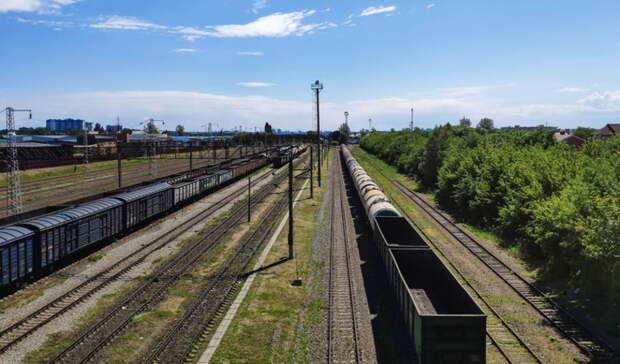 ВТюменской области 55-летний мужчина травмирован грузовым поездом