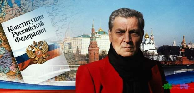 Жесткий вариант присяги РФ от Невзорова: Не жарить милиционеров на покрышках