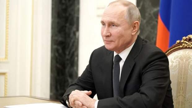 Путин заявил о готовности вакцины «Спутник Лайт» к регистрации