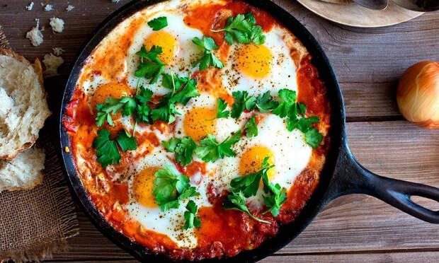 Царская яичница: простой и вкусный рецепт