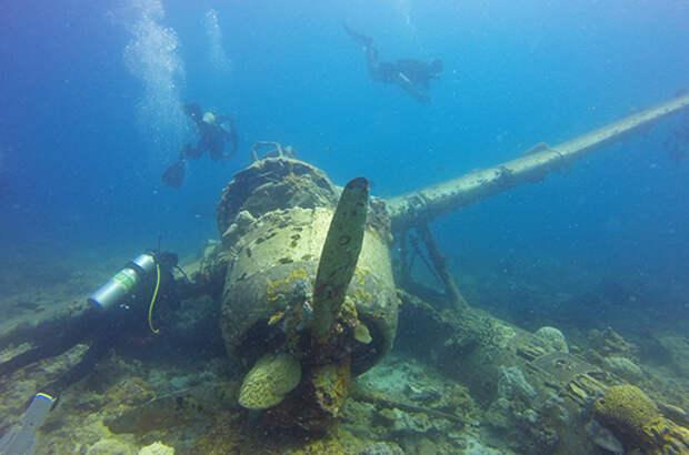 Сохранность подводных памятников предлагают возложить на регионы