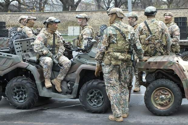 В Пентагоне забеспокоились, что американским военным стали симпатичны русские