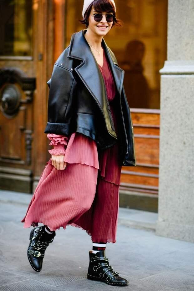 5 стильных советов как одеться в стиле гранж