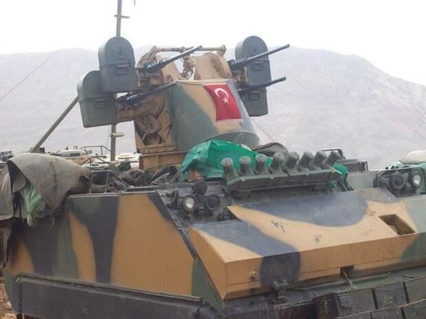 Avia.pro: турки сбили 2 российских разведывательных БПЛА в Сирии