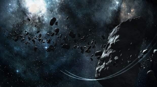 Земля подходит к облаку астероидов: насколько это опасно?