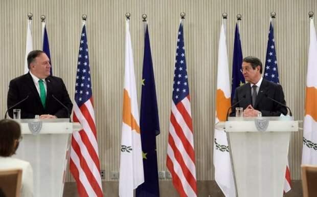 США и Кипр подписали меморандум по вопросам безопасности