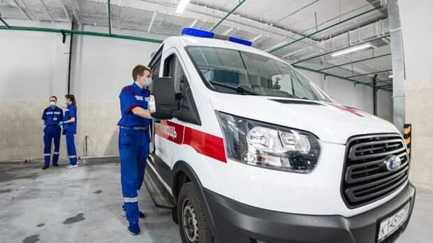 В Москве запустили виртуальный тур по машинам скорой помощи