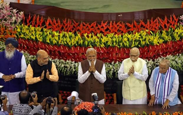 Моди и Индия. Выборы одного человека