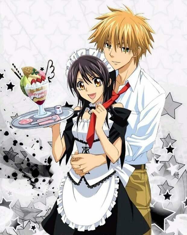 ТОП 10 аниме в жанре романтика!