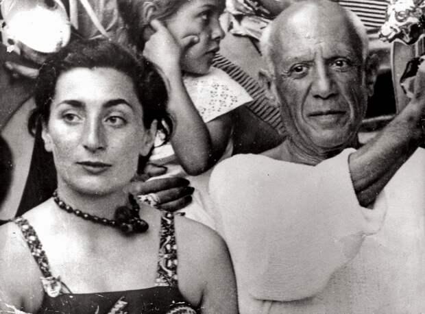 Падчерица Пикассо впервые выставит свою огромную коллекцию картин художника  | Artifex.ru