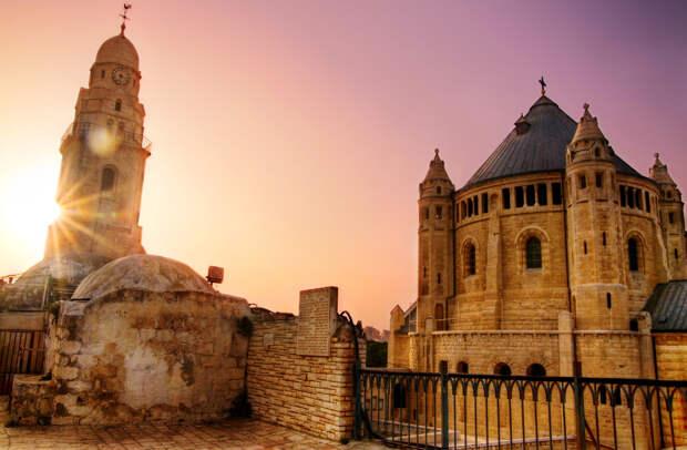 Иерусалим, сердце моё