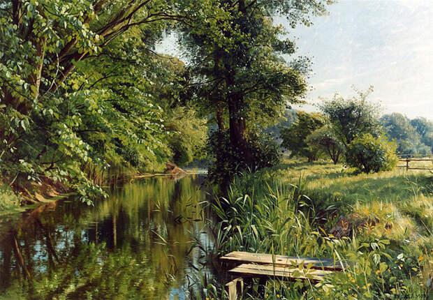 Отражение весны, 1908 год