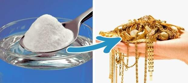 Необычные способы применения пищевой соды, о которых мало кто знает