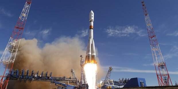 «Союз-2» вывезли на старт