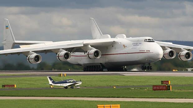 """Транспортный самолет Ан-225 """"Мрия"""""""