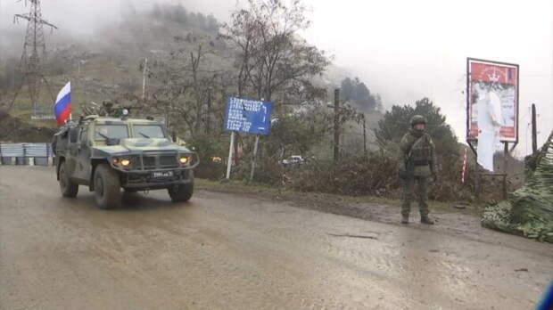 Армия Арцаха второй раз срывает перемирие в Нагорном Карабахе