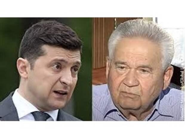 Зеленский готовится к роли украинского националиста