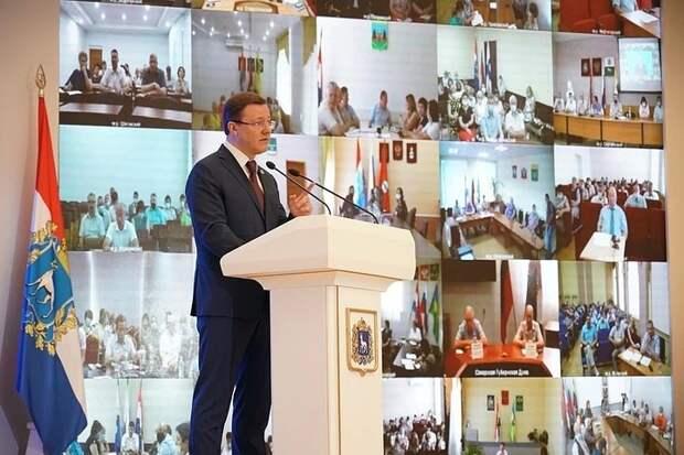 Губернатор Самарской области пообещал новые выплаты выпускникам школ