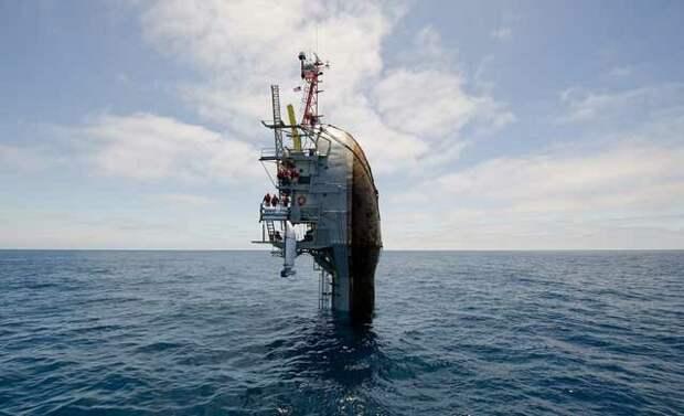 7 самых необычных кораблей в истории человечества