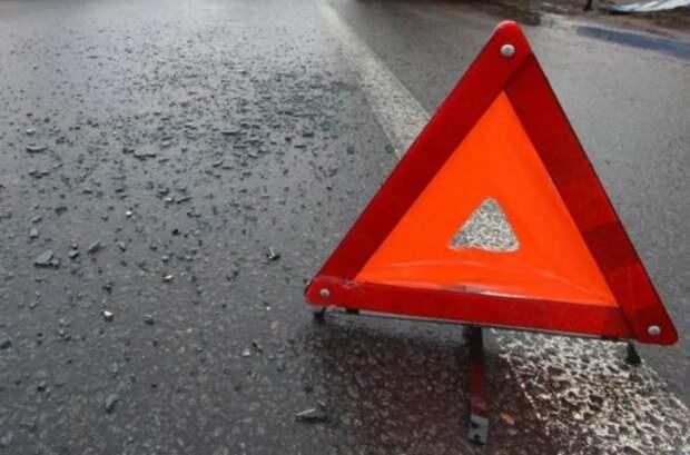 Мать и двое детей пострадали в ДТП на трассе Нижний Новгород – Саратов