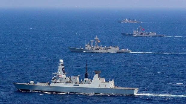 """В Госдуме осудили попытки превращения Черного моря в """"озеро НАТО"""""""