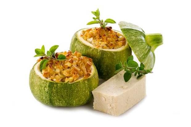 Кабачок: сорта с плодами для горшочков