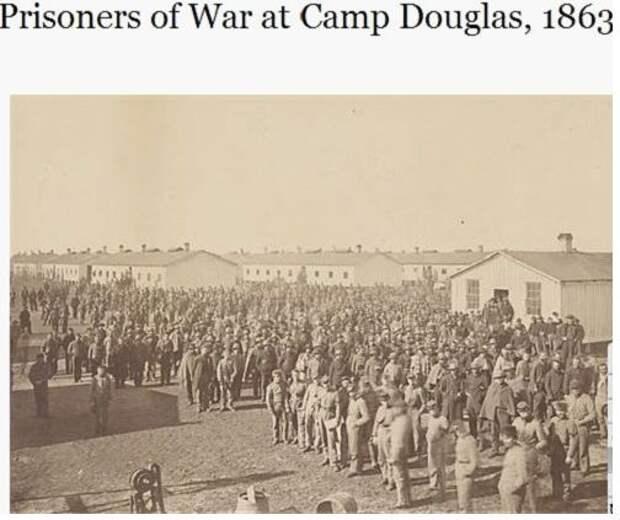 США – родина первых в мире лагерей смерти