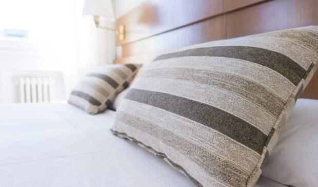 Вофисе тюменской компании оборудовали спальные места для сотрудников