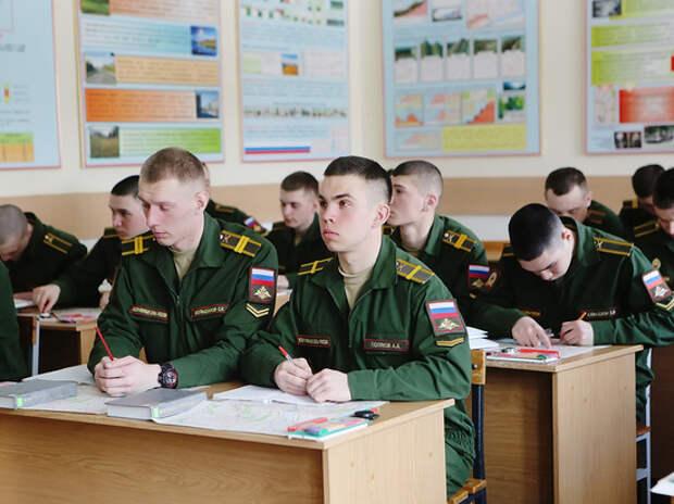 В России появилась альтернатива военным кафедрам