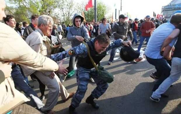 В США рассказали о «головорезах» Лукашенко