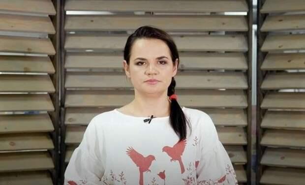 Тихановская назвала действия Лукашенко «сталинским террором» и призвала Европу не давать ему кредиты