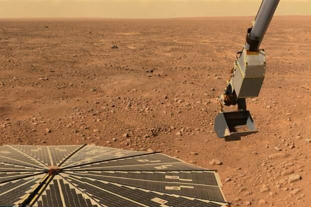 В Роскосмосе рассказали, когда Россия высадится на Марсе