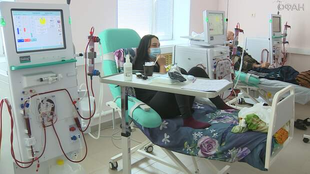 В Приморье впервые пациентка с гемодиализом смогла родить ребенка