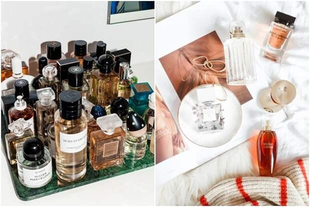 Как правильно наносить и носить парфюм?