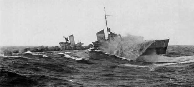 Морские истории. Детективный дурдом в Северном море