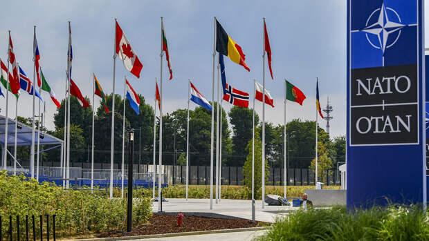 В НАТО назвали единственную цель проведения учений Steadfast Defender 2021