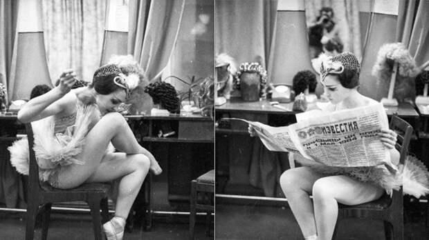 25 уникальных ФОТО советского балета