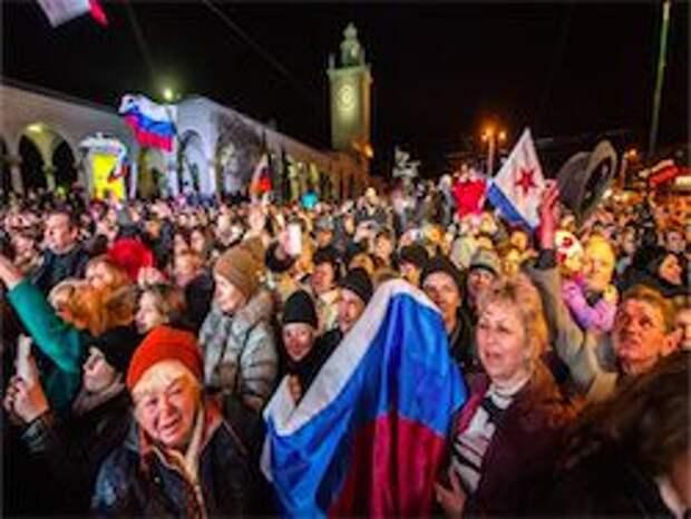 Новость на Newsland: Крымские пенсионеры уже получают в два раза больше