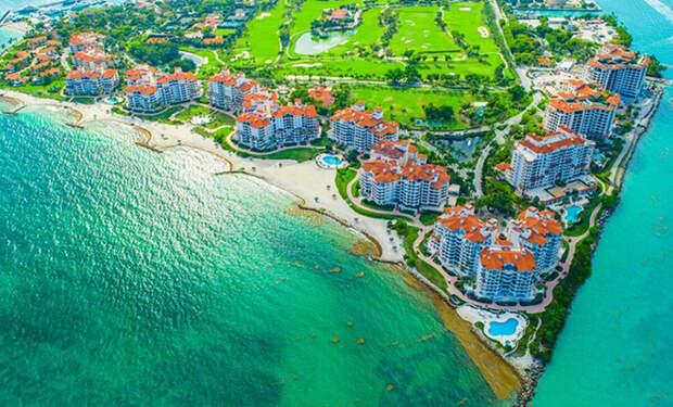 Золотой километр: смотрим как устроен остров, на котором живут только миллионеры