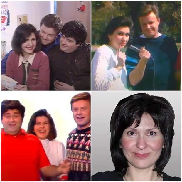 Коллаж автора - Георгий Галустьян, Сергей Супонев и Леся Башева
